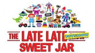 10 Late Late Toy Show Sweet Jar Stickers